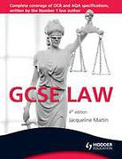 Cover of GCSE Law