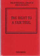 Cover of Right to a Fair Trial