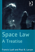 Cover of Space Law: A Treatise