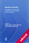 Cover of Maritime Security: International Law and Policy Perspectives from Australia and New Zealand (eBook)