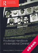 Cover of Routledge Handbook of International Criminal Law (eBook)