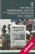 Cover of The Era of Transitional Justice: The Aftermath of the Truth and Reconciliation Commission in South Africa and Beyond (eBook)