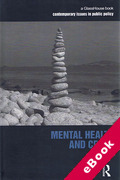 Cover of Mental Health and Crime (eBook)