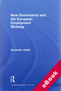 Cover of New Governance and the European Strategy for Employment (eBook)