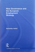 Cover of New Governance and the European Strategy for Employment