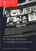 Cover of Routledge Handbook of International Criminal Law