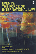 Cover of Events: The Force of International Law