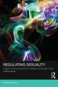 Cover of Regulating Sexuality: Legal Consciousness in Lesbian and Gay Lives