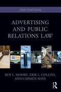 Cover of Advertising and Public Relations Law