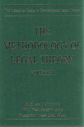 Cover of Contemporary Legal Theory Volume I: The Methodology of Legal Theory