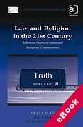 Cover of Law and Religion in the 21st Century: Relations between States and Religious Communities (eBook)