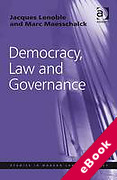 Cover of Democracy, Law and Governance (eBook)