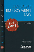 Cover of Key Facts: Employment Law
