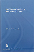 Cover of Self Determination in the Post 9/11 Era