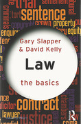 Cover of Law: The Basics