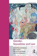 Cover of Gender, Sexualities and Law