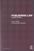 Cover of Publishing Law