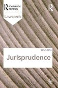 Cover of Routledge Lawcards: Jurisprudence 2012-2013