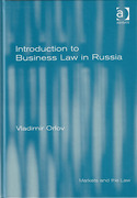 Cover of Introduction to Business Law in Russia