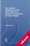 Cover of Positive Obligations of the State Under the European Convention of Human Rights (eBook)
