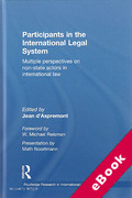 Cover of Participants in the International Legal System: Multiple Perspectives on Non-State Actors in International Law (eBook)
