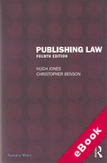 Cover of Publishing Law (eBook)