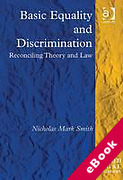 Cover of Basic Equality and Discrimination: Reconciling Theory and Law (eBook)