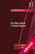 Cover of The Public Nature of Private Property (eBook)