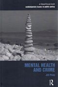 Cover of Mental Health and Crime