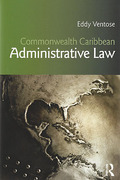 Cover of Commonwealth Caribbean Administrative Law