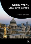 Cover of Social Work, Law and Ethics