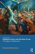 Cover of Kangaroo Courts and the Rule of Law: The Legacy of Modernism