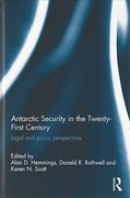 Cover of Antarctic Security in the Twenty-First Century: Legal and Policy Perspectives