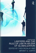 Cover of Lawyers and the Rule of Law in an Era of Globalization