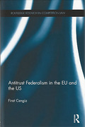 Cover of Antitrust Federalism in the EU and the US