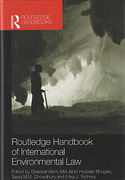 Cover of Routledge Handbook of International Environmental Law