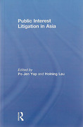 Cover of Public Interest Litigation in Asia
