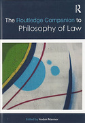 Cover of The Routledge Companion to Philosophy of Law