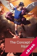 Cover of The Concept of Injustice: Philosophical and Literary Perspectives (eBook)