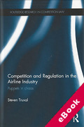 Cover of Competition and Regulation in the Airline Industry: Puppets in Chaos (eBook)