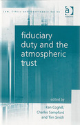 Cover of Fiduciary Duty and the Atmospheric Trust