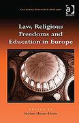 Cover of Law, Religious Freedoms and Education in Europe