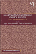 Cover of Discourse and Practice in International Commercial Arbitration: Issues, Challenges and Prospects
