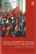 Cover of Social Movements, Law and the Politics of Land Reform