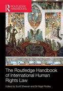 Cover of The Routledge Handbook of International Human Rights Law
