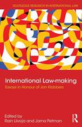 Cover of International Law-making: Essays in Honour of Jan Klabbers