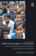 Cover of From the Global to the Local: How International Rights Reach Bangladesh's Children