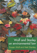 Cover of Wolf and Stanley on Environmental Law