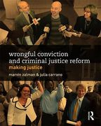 Cover of Wrongful Conviction and Criminal Justice Reform: Making Justice