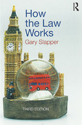 Cover of How the Law Works